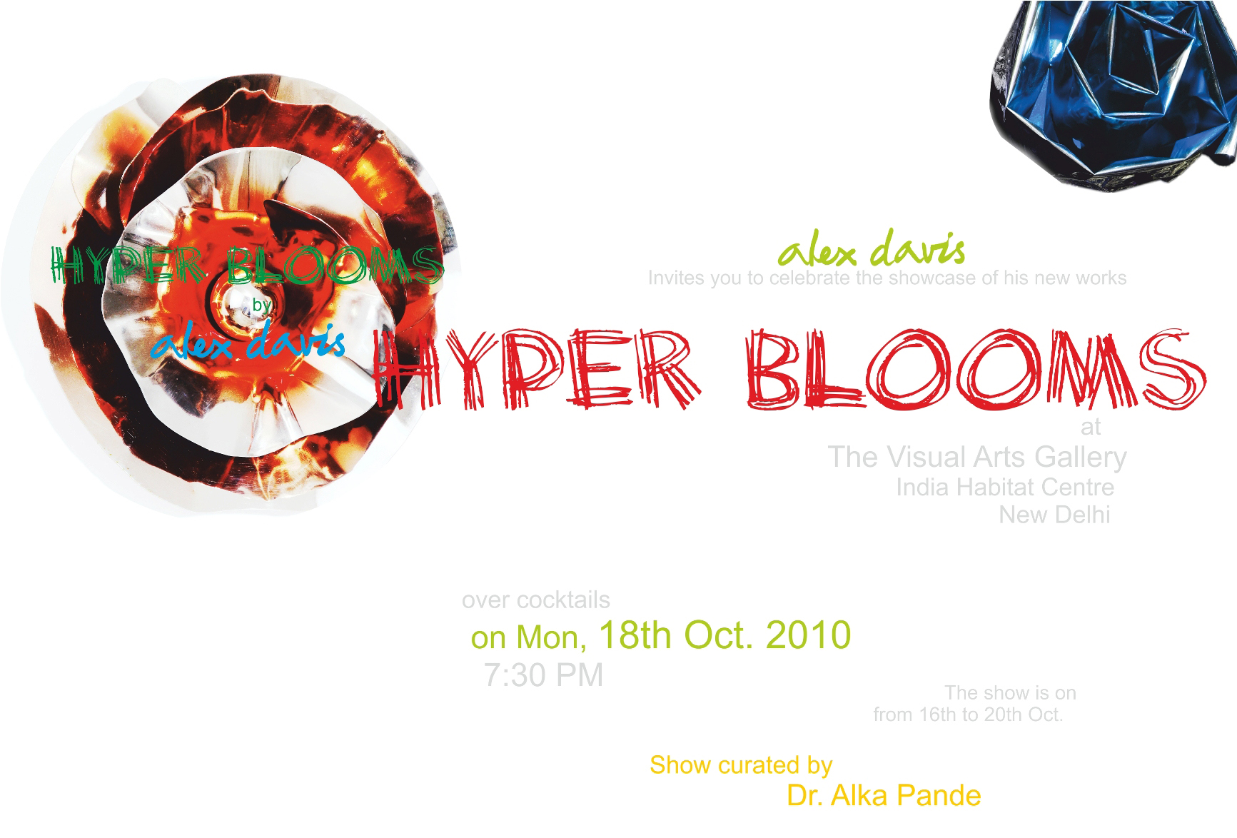 Hyper Blooms  IHC 2010
