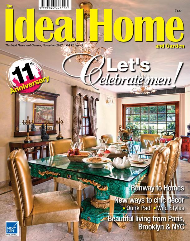 Ideal Home & Garden '17