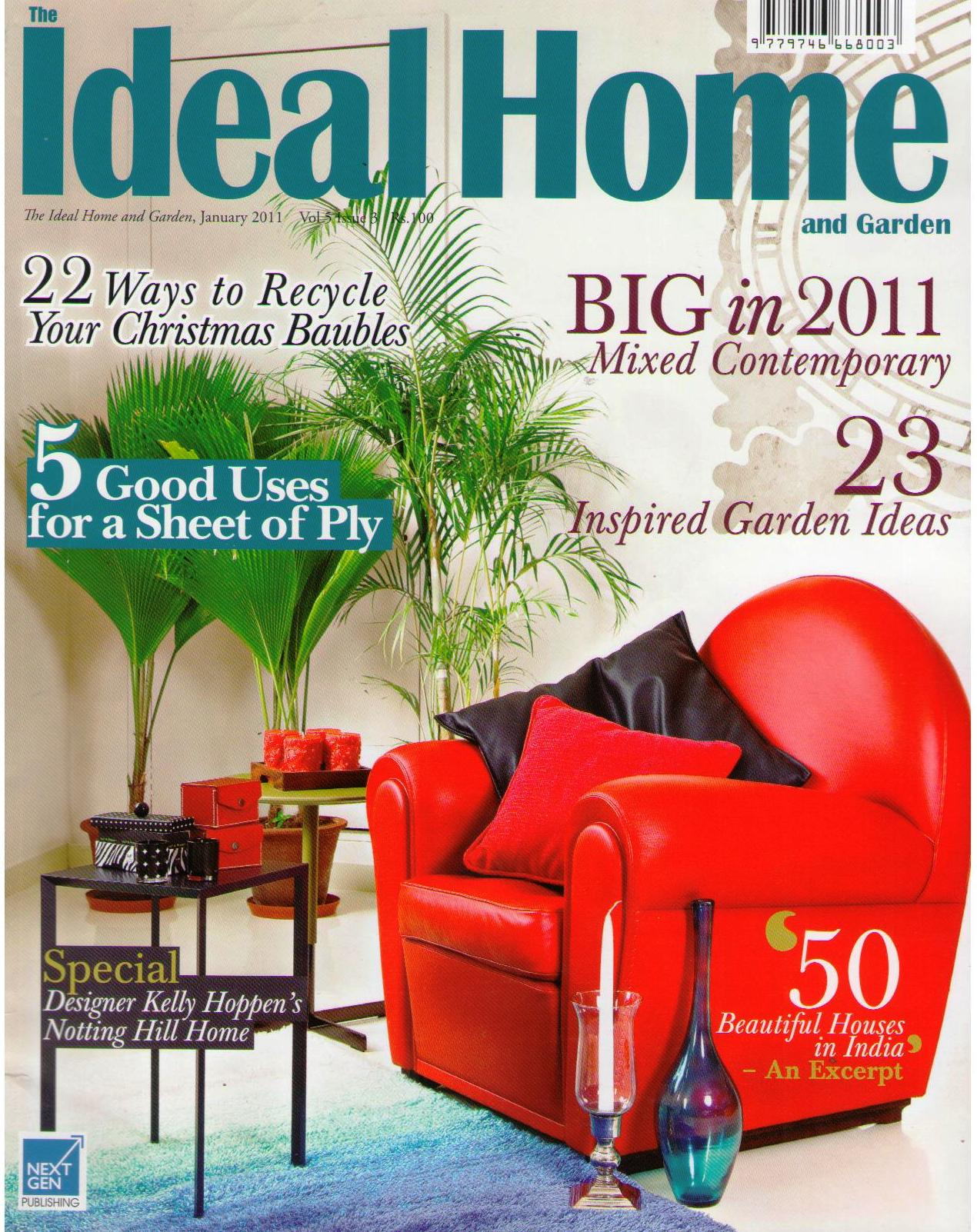 Ideal Homes & Gardens '10